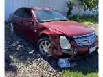 Lot: 791 - 2007 CADILLAC STS - KEY / STARTED
