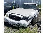 Lot: 808 - 2005 FORD CROWN VICTORIA - KEY / STARTED & RAN
