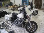 Lot: 74-EQUIP#91 - 2008 HARLEY FLHTP MOTORCYCLE - KEY