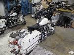 Lot: 75-EQUIP#81 - 2007 HARLEY FLHTP MOTORCYCLE - KEY
