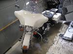 Lot: 77-EQUIP#88 - 2007 HARLEY FLHTP MOTORCYCLE - KEY
