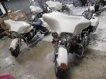 Lot: 78-EQUIP#93 - 2008 HARLEY FLHTP MOTORCYCLE - KEY