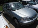 Lot: 205-EQUIP#004001 - 2000 HONDA CIVIC CNG - KEY