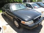 Lot: 219-EQUIP#025003 - 2002 FORD CROWN VICTORIA CNG