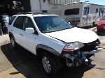 Lot: C0030120 - 2003 ACURA MDX SUV - KEY / STARTED & RAN