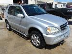 Lot: C0030181 - 2003 MERCEDES-BENZ ML500 SUV