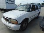 Lot: C0030268 - 2001 GMC JIMMY SLE SUV