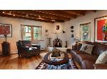 Lot: 1 - 5-day / 4-night stay at Casa Estrella in Santa Fe, NM - Art Lover's Dream