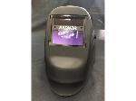 Lot: 26 - Radnor Auto-Darkening Welding Helmet & Welding Gloves