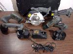 Lot: A7847 - Working Durabuilt Cordless Power Tool Set