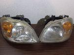 Lot: A7860 - Pair of Chevy Headlights