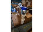 Lot: 2040 - Pallet w/ Soap, Window Cleaner, Paint, Sealer