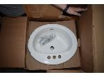 Lot: 2053 - (6) Lavatory Oval Sinks