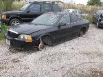 Lot: 4854a - 2000 LINCOLN LS