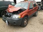 Lot: 6131a - 2006 FORD ESCAPE XLS SUV - KEY