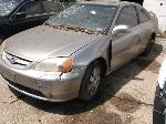 Lot: 6188a - 2003 HONDA CIVIC EX