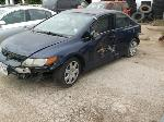 Lot: 6232a - 2006 HONDA CIVIC LX - KEY