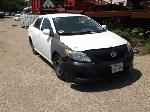 Lot: 6273a - 2010 TOYOTA COROLLA - KEY / STARTED