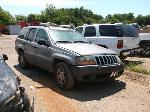 Lot: 6580a - 2001 JEEP GR CHEROKEE SUV - FOR PARTS