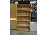 Lot: 25 - File Cabinets, Bookshelf, Table & Cabinet