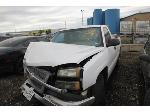 Lot: 77490.FWPD - 2003 CHEVY SILVERADO PICKUP
