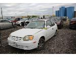 Lot: 77671.FWPD - 2003 HYUNDAI ACCENT