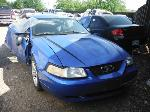 Lot: 10-707654C - 2000 FORD MUSTANG - KEY