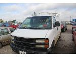Lot: 77878.FWPD - 2002 CHEVY EXPRESS VAN