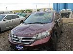 Lot: 77899.FWPD - 2013 HONDA CR-V SUV