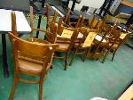 Lot: 70.UV - (10) FALCON WOOD CHAIRS