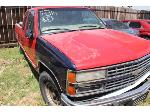 Lot: 4 - 1998 CHEVROLET 2500 PICKUP