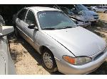 Lot: 5 - 1998 FORD ESCORT