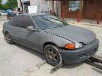 Lot: B902233 - 1995 HONDA CIVIC - KEY / STARTED
