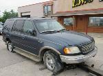 Lot: B908116 - 2002 FORD EXPLORER SUV - KEY