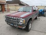 Lot: B911178 - 1991 CHEVROLET BLAZER SUV