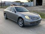 Lot: 2 - 2006 Infiniti G-35 - KEY / STARTS & DRIVES