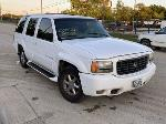 Lot: 4 - 2000 Cadillac Escalade SUV<BR><span style=color:red>05/26/20 Updated</span>