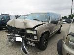 Lot: 0525-01 - 1993  CHEVROLET SUBURBAN SUV
