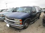 Lot: 0525-03 - 1997  CHEVROLET SUBURBAN SUV