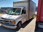 Lot: A 01 - 2000 Chevrolet 3500 Express Van