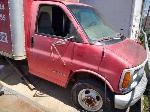 Lot: A 02 - 1999 GMC 3500 Savana Cutaway Van