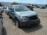 Lot: B 12 - 2006 FORD ESCAPE SUV