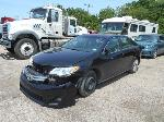 Lot: B 33 - 2012 TOYOTA CAMRY - KEY / STARTED