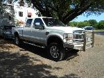 Lot: B 61 - 2008 FORD F250 KING RANCH PICKUP - KEY / STARTED