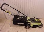 Lot: A7874 - Ryobi Cordless Lawn Mower