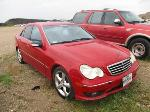 Lot: U 06-602217 - 2005 MERCEDES-BENZ C-CLASS