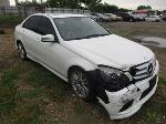 Lot: U 09-152823 - 2011 MERCEDES-BENZ C300 4MATIC - KEY / STARTS