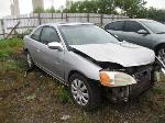 Lot: U 11-034000 - 2002 HONDA CIVIC