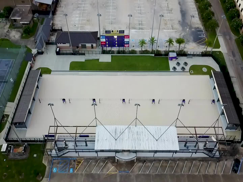 No 3 Beach Begins 2020 Season In Hawaii Lsu Tigers