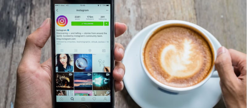 celebrities and brands who are killing it on instagram: instagram inspiration
